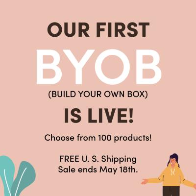 Bombay & Cedar BYOB: Build Your Own Box Sale!