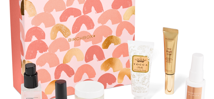 Birchbox Favorites Gift-Box Available Now!