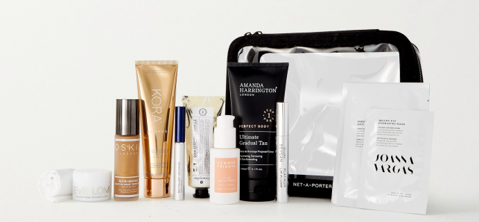 Net-A-Porter Launches Summer Saviours Beauty Kit: 11 Luxe Holy Grail Products!