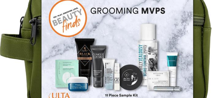 ULTA Grooming MVPs Is Here With 11 Grooming Must-Haves!