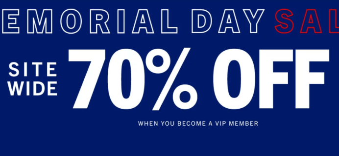 Fabletics Memorial Day Sale: Get 70% Off First Purchase!