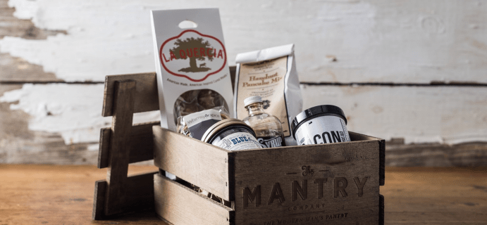 Mantry Fourth of July Deal: Get A FREE Crate With 3+ Month Gift Subscriptions!