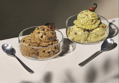 New Daily Harvest Scoops Are Here: Pistachio + Hazelnut and Cold Brew + Chocolate Chip!