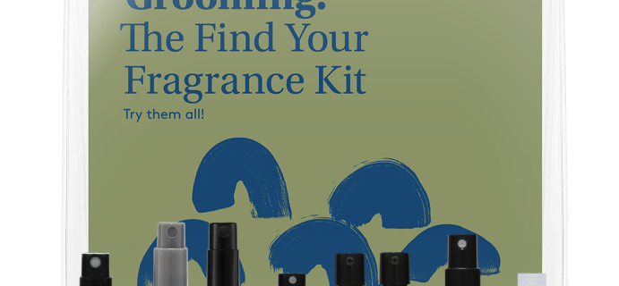 The Grooming Find Your Fragrance Kit – New Birchbox Grooming Kit Available Now + Coupons!