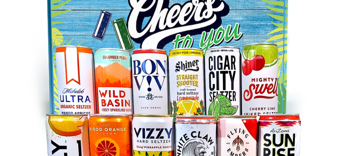 The 2021 Best Hard Seltzers of Summer Box Is Here To Try This Summer!