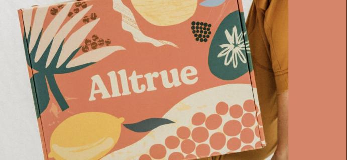 Alltrue Summer 2021 Welcome Box: Customizable By All!