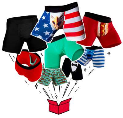 Tired of Giving The Same Boring Gifts to Dad? Shinesty Delivers Non Traditional Undies Dads Will Love!
