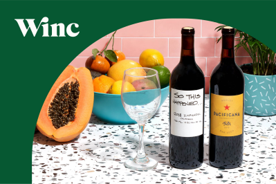 Winc Memorial Day Sale: Get 4 bottles for $24.95 + FREE Shipping!