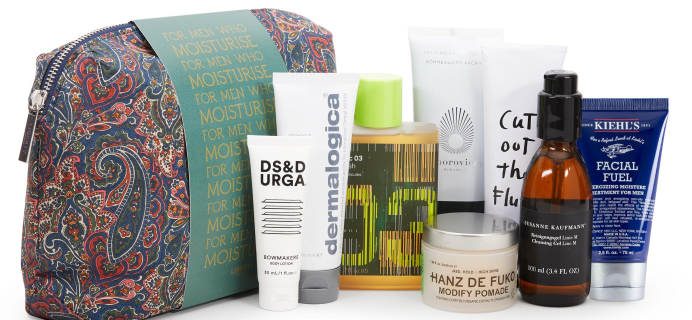 Liberty London For Men Who Moisturise Kit: Head To Toe Grooming Must Have For Dad This Father's Day + Full Spoilers!