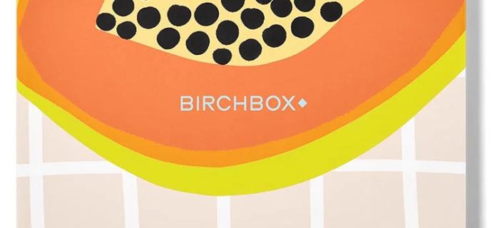Birchbox June 2021 Selection Time & Spoilers!