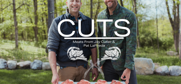 Jay Cutler + Pat LaFrieda Team Up To Bring You CUTS Fresh Meat Subscription!