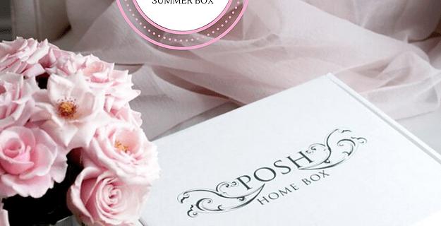 Posh Home Box Seasons of Style Summer 2021 Theme Spoilers!