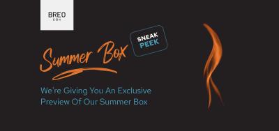 Breo Box Summer 2021 Full Spoilers!