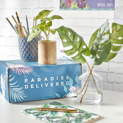 Paradise Delivered Memorial Day Deal: Get 45% Off First Box!