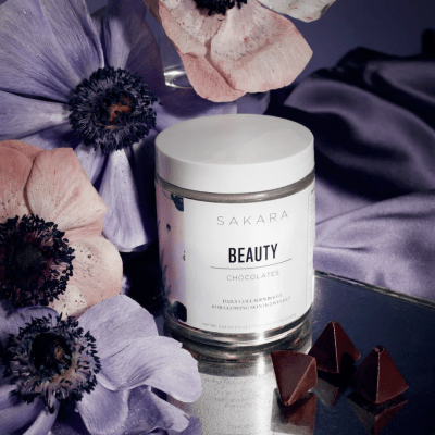Get The Glow With Sakara's Cult Favorite: Beauty Chocolates!