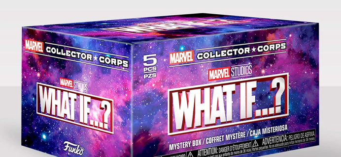Marvel Collector Corps July 2021 Theme Spoilers!