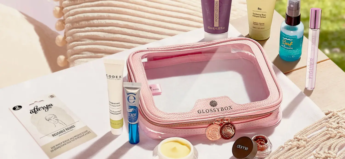 GLOSSYBOX Weekend Only Deal: Get 10% Off The Summer Essentials Limited Edition Bag!