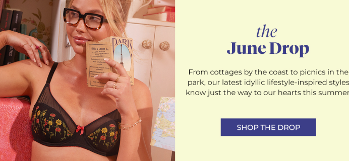Adore Me June 2021 Collection Reveal + Coupon!