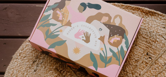 Women's Collective Box Summer 2021 Full Spoilers!
