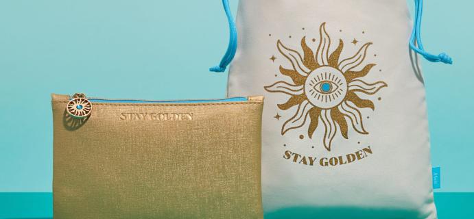 Ipsy July 2021 Glam Bag Design Reveals: Glam Bag, Plus!