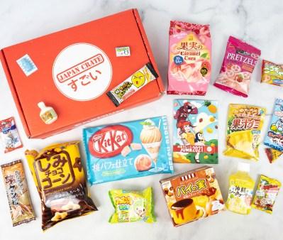 Japan Crate June 2021 Review + Coupon