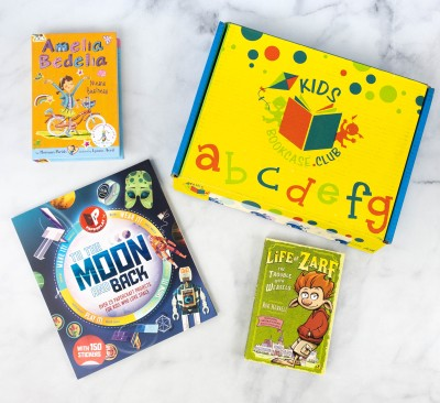 Kids BookCase Club May 2021 Subscription Box Review + 50% Off Coupon! GIRLS 7-8 YEARS OLD