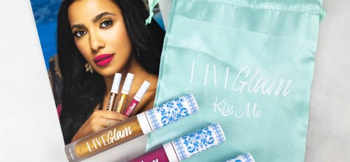 LiveGlam Lippie Club June 2021 Review + FREE Lipstick Coupon!