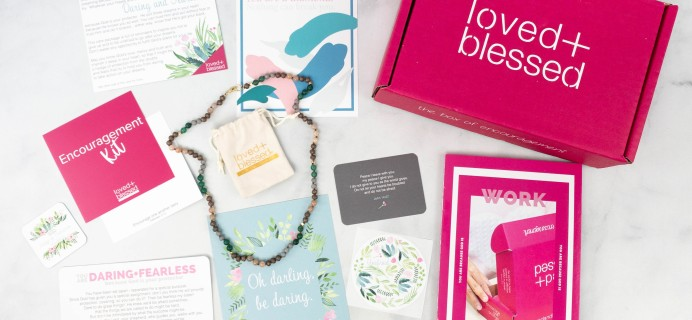 Loved+Blessed Review + Coupon – May 2021