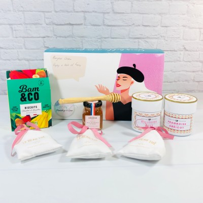 Madalyn et Rose April 2021 French Breakfast Subscription Box Review