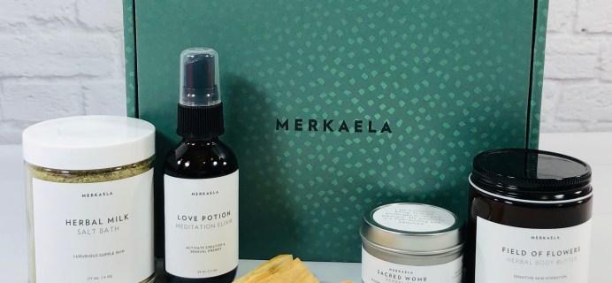Merkaela Spring 2021 Review+ Coupon