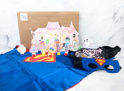 My Little Town Subscription Box Review + Coupon – HAUNTED HOUSES