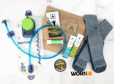 Nomadik July 2021 Subscription Box Review + Coupon – Hike Harder