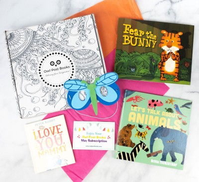 Owl Post Books Box Review + Coupon – May 2021