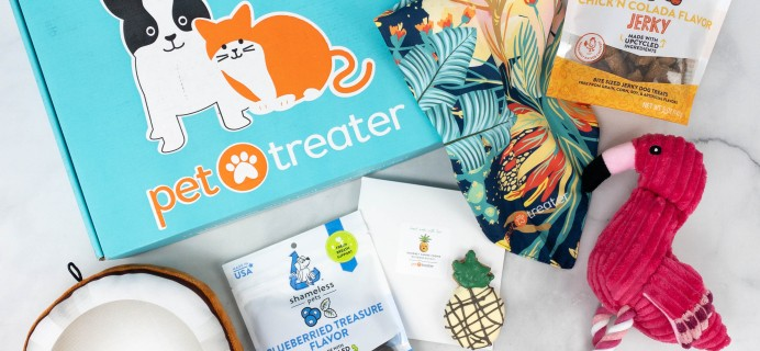 Pet Treater Deluxe Dog Pack Review + Coupon – May 2021