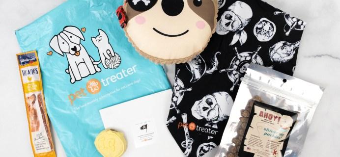 Pet Treater Dog Pack Review + Coupon – April 2021