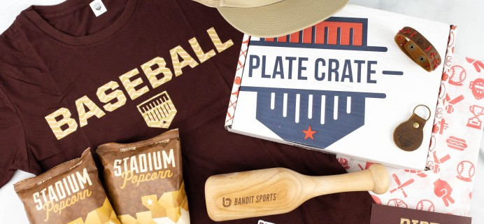 Plate Crate May 2021 Subscription Box Review + Coupon