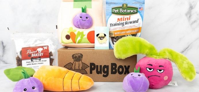 Pug Box Review + Coupon – April 2021