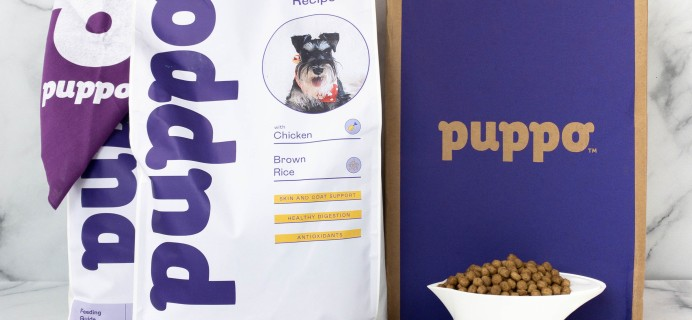 Puppo Dog Food Review + Coupon
