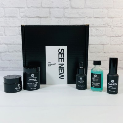 See New The Skincare Box May-June 2021 Subscription Box Review + Coupon
