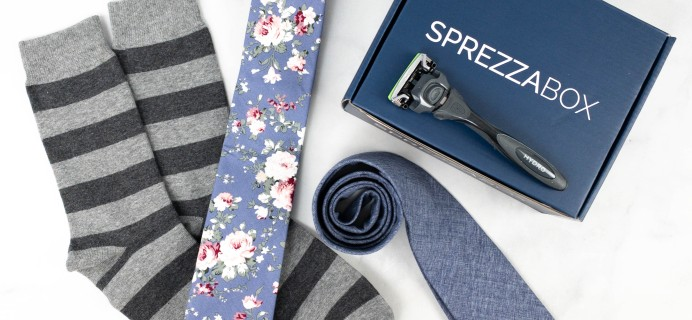 SprezzaBox BACK TO THE GRIND Box Review + Coupon – May 2021