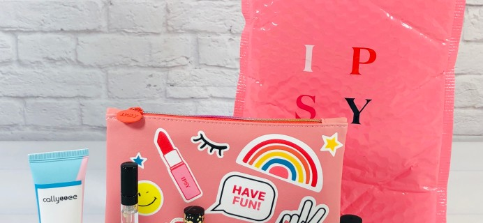Ipsy Glam Bag June 2021 Review – Classic