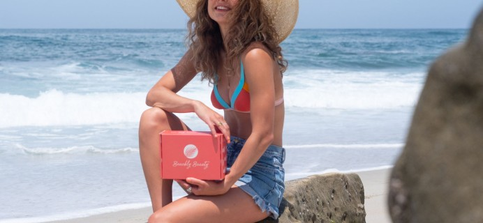 Beachly Beauty Box August 2021 Spoilers + Coupon!