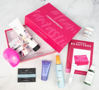 Look Fantastic Limited Edition Hair Edit Review: 8 Premium Haircare Products for $25