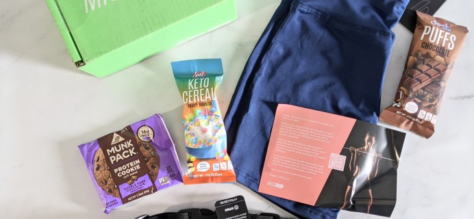 Miss MuscleBox Subscription Box Review + Coupon – May 2021