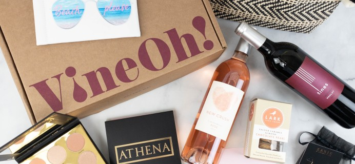 Vine Oh! OH! SUMMER FUN! Box Review + Coupon