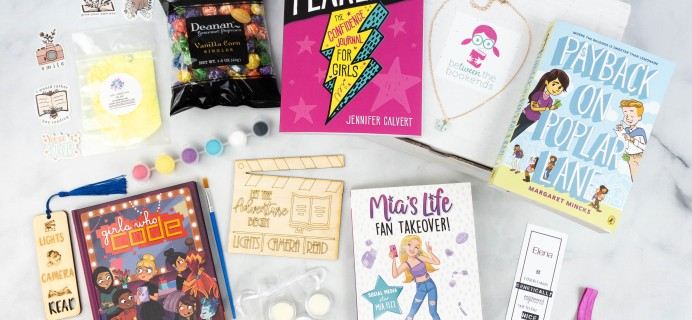 beTWEEN the Bookends June 2021 Subscription Box Review + Coupon