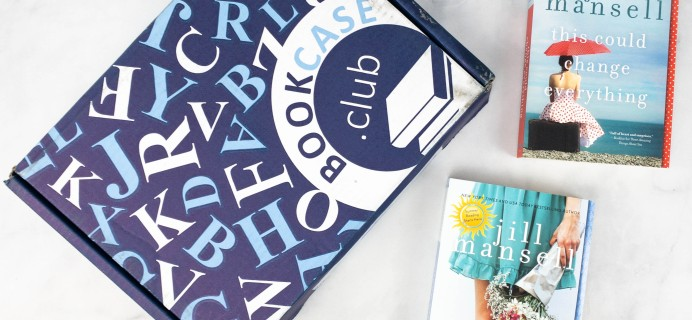 BookCase Club June 2021 Subscription Box Review & Coupon – POPULAR ROMANCE