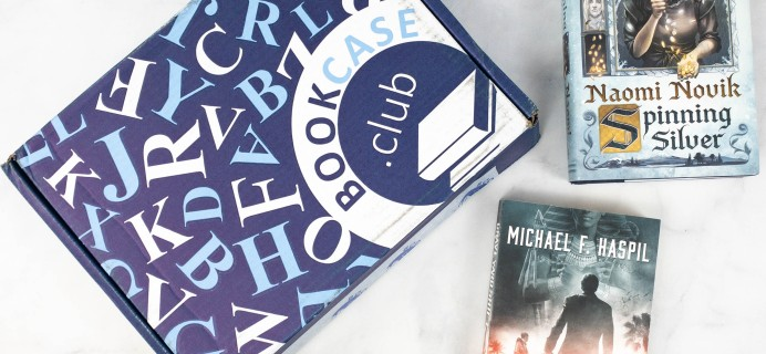 BookCase Club June 2021 Review & Coupon – STRANGE WORLDS