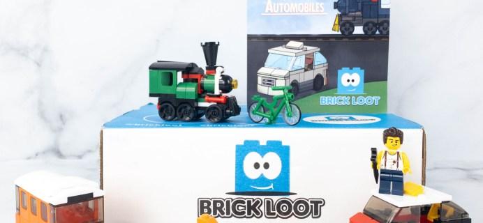 Brick Loot Review & Coupon – June 2021