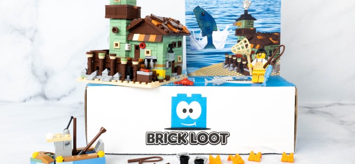 Brick Loot Review & Coupon – May 2021